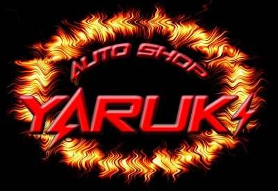 オートショップYARUKI Webサイトロゴ