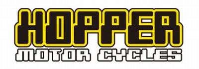 HOPPER MOTORCYCLES Webサイトロゴ