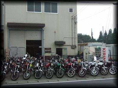HOPPER MOTORCYCLES 店舗画像