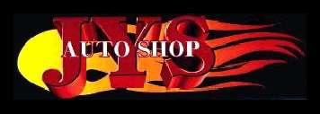 オートショップJYS Webサイトロゴ