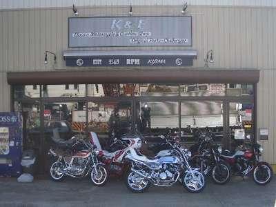 K & F 店舗画像
