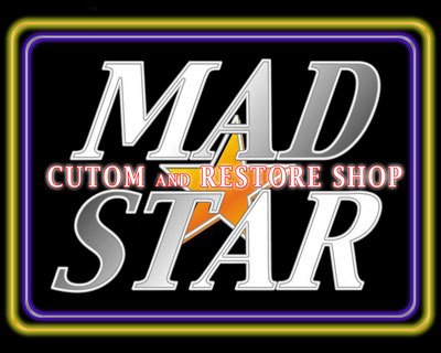 MAD STAR Webサイトロゴ