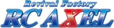 RC AXELサイトロゴ
