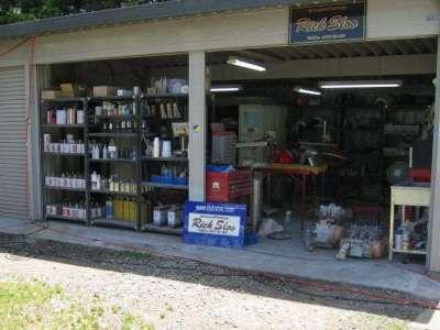 カスタムペイント Rick Sloo 店舗画像